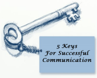 Keys for successful communication - Create Happy Kids